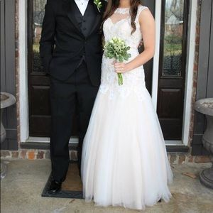 Mac Duggal wedding/formal dress